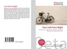 Couverture de Turn Left-Turn Right