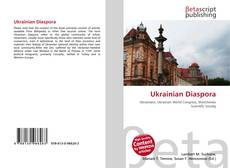 Copertina di Ukrainian Diaspora