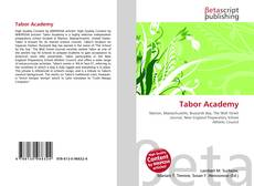 Bookcover of Tabor Academy