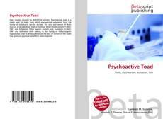 Copertina di Psychoactive Toad