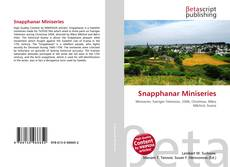 Обложка Snapphanar Miniseries
