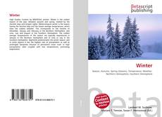 Bookcover of Winter