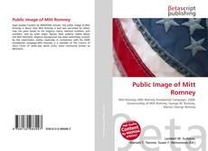 Buchcover von Public Image of Mitt Romney