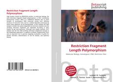 Buchcover von Restriction Fragment Length Polymorphism