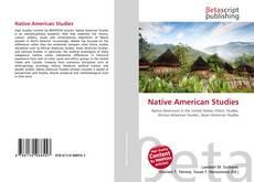 Native American Studies的封面
