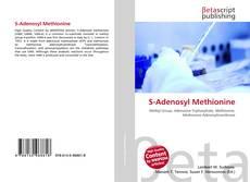 Bookcover of S-Adenosyl Methionine