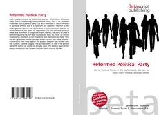 Bookcover of Reformed Political Party