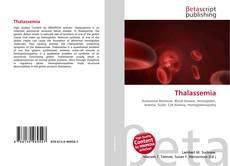Обложка Thalassemia