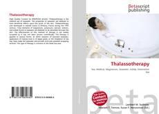 Обложка Thalassotherapy