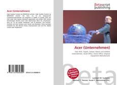 Bookcover of Acer (Unternehmen)