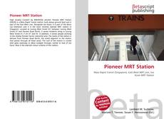Bookcover of Pioneer MRT Station