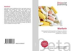 Bookcover of Warfarin