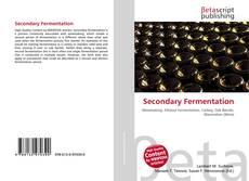 Borítókép a  Secondary Fermentation - hoz