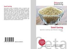 Bookcover of Seed Saving
