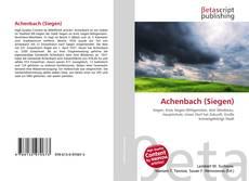 Обложка Achenbach (Siegen)