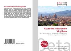 Couverture de Accademia Nazionale Virgiliana