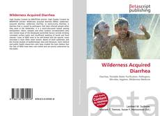 Portada del libro de Wilderness Acquired Diarrhea