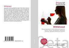 Bookcover of Withdrawal