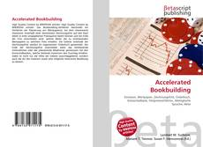 Bookcover of Accelerated Bookbuilding
