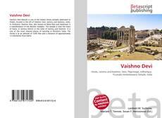 Bookcover of Vaishno Devi