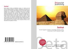 Bookcover of Seshat
