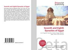 Bookcover of Seventh and Eighth Dynasties of Egypt
