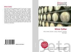 Portada del libro de Wine Cellar