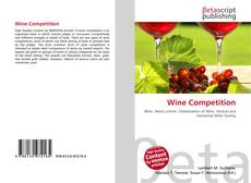 Bookcover of Wine Competition