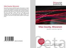 Bookcover of Vilas County, Wisconsin