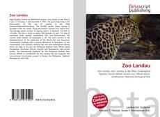 Couverture de Zoo Landau