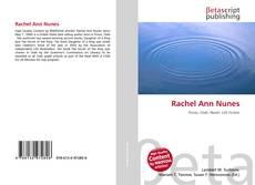 Rachel Ann Nunes kitap kapağı