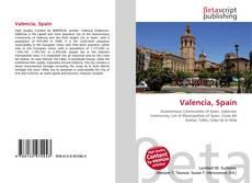 Обложка Valencia, Spain