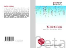 Couverture de Rachel Brookes