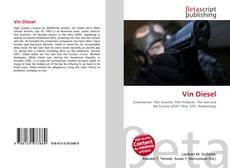 Bookcover of Vin Diesel