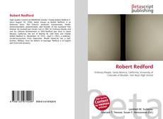 Bookcover of Robert Redford
