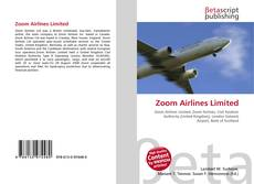 Zoom Airlines Limited kitap kapağı