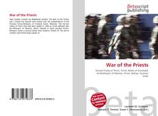 War of the Priests kitap kapağı