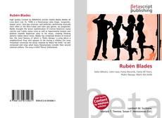 Bookcover of Rubén Blades