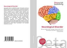 Couverture de Neurological Disorder