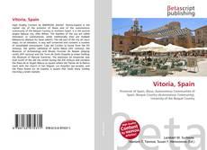 Bookcover of Vitoria, Spain