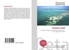 Bookcover of Saronic Gulf