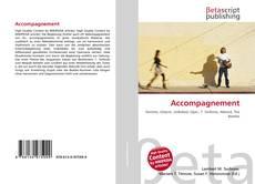 Buchcover von Accompagnement