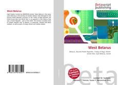 Обложка West Belarus