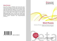 Bookcover of West Prussia