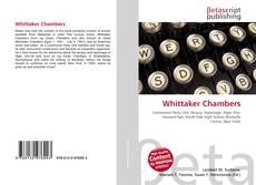 Whittaker Chambers的封面