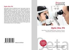 Bookcover of Optic Disc Pit