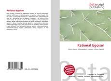 Buchcover von Rational Egoism