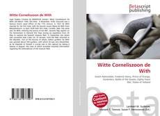 Witte Corneliszoon de With kitap kapağı