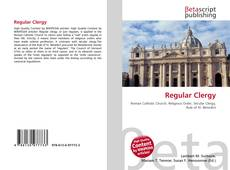Bookcover of Regular Clergy