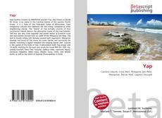 Buchcover von Yap